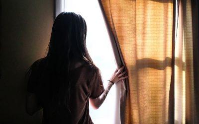 Is the lockdown an abuser's best friend?