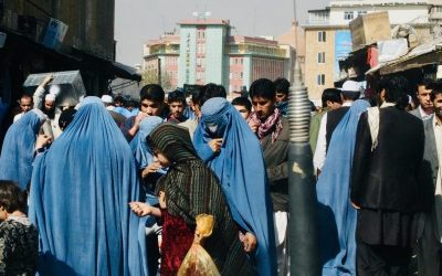 The male-dominated international community have left Afghan women to the wolves